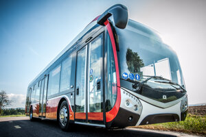 SOR e-buses will be equipped by baterries developed and produced by InoBat.