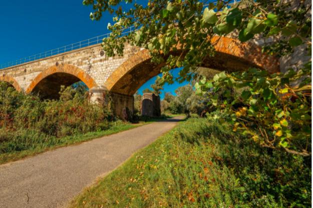 Marchegg viaduct