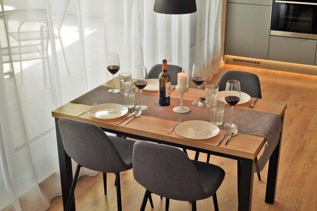 Košice Rental Apartments - interior