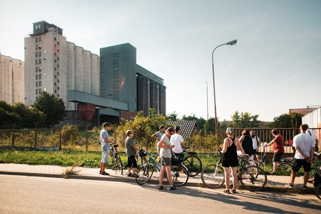 Walking and cycling tours return to the city of Trnava during the summer holiday.
