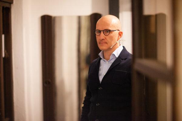 Ronald Blaško, executive director of the American Chamber of Commerce (AmCham).