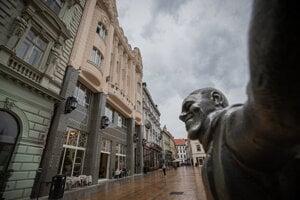 Bratislava, Main Square