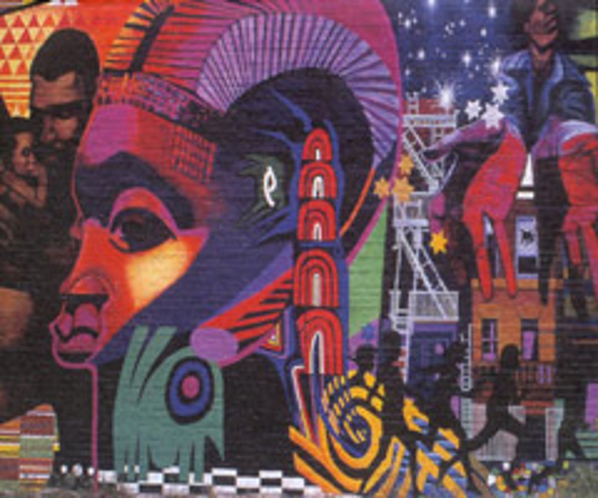 African american murals show power of public art for African american mural