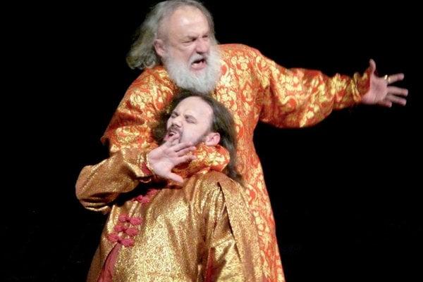 Boris Godunov tells the story of a 17th century Russian ruler.