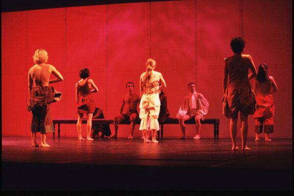Music of Yesterday ...Dance of Today, choreographed by Stanislaw Wisniewski.