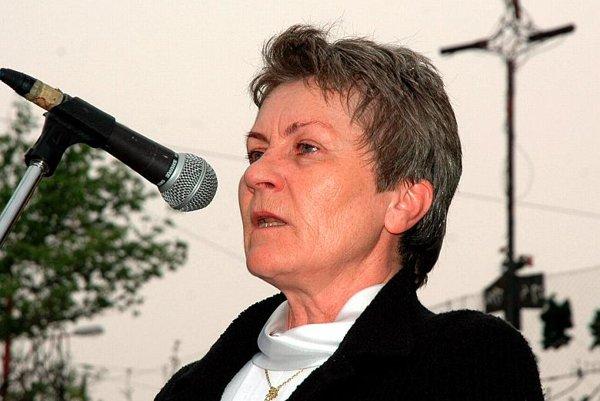 Anna Remiášová, mother of Robert Remiáš.