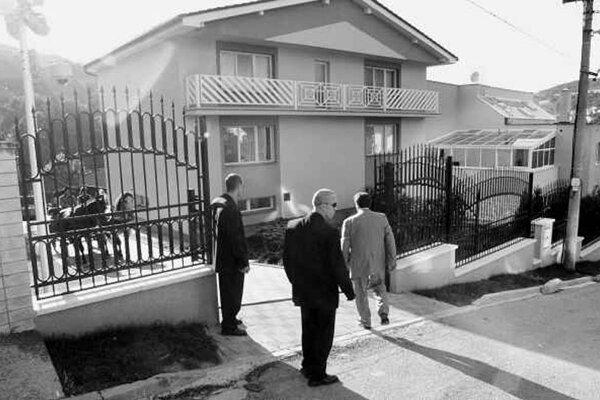 Mečiar's luxurious Elektra villa is now debt-free.