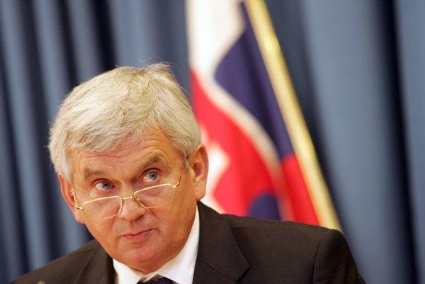 Economy Minister Ľubomír Jahnátek.