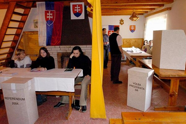 Slovaks will elect the Slovak president on March 21.