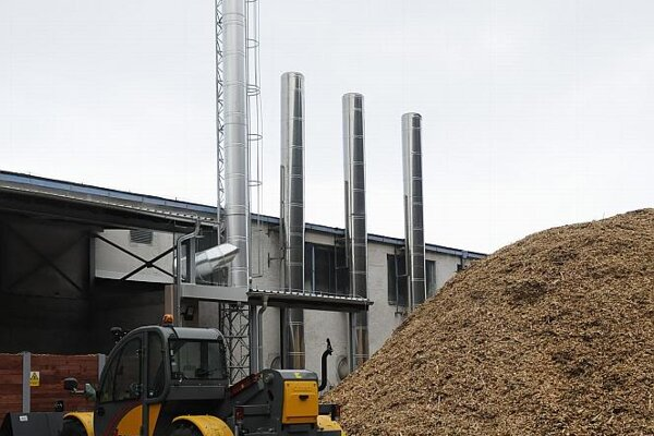 More biomass is used in Slovakia for heat production