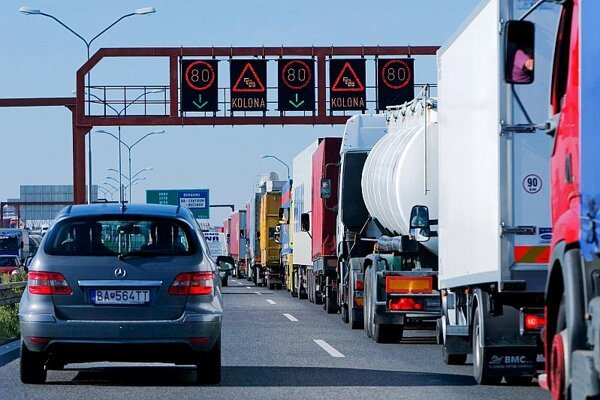 The new electronic toll will increase costs for road transporters