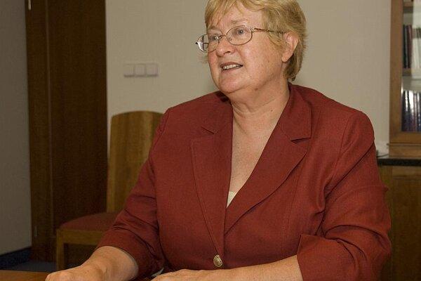 Irish Ambassador Kathryn Coll