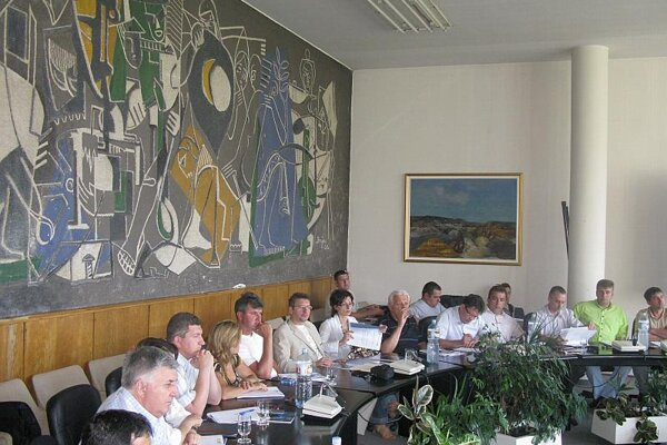 An exchange led by the Pontis Foundation in Serbia.