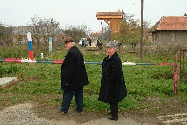 The Slovak-Ukrainian border is the focus of the documentary Hranica.