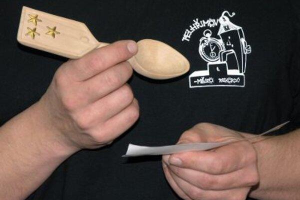 Odd spoons from Pelhrimov