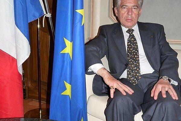 Henry Cuny, French Ambassador to Slovakia