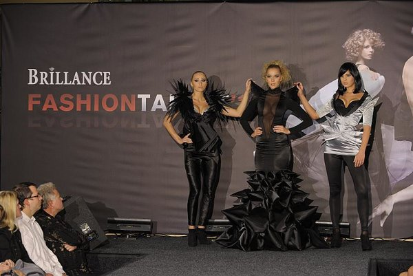 Fashions designed by Ema Kleinová  won the Internet and Audience awards.