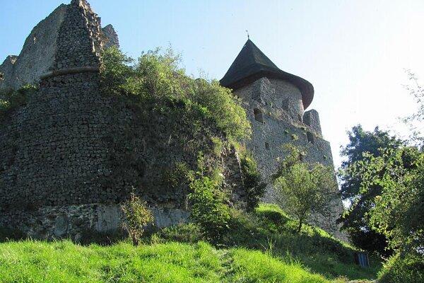 Šomoška Castle.