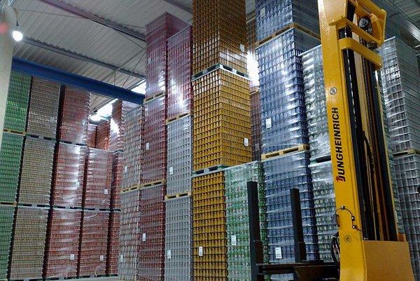 Gefco Slovakia is a major logistics firm.