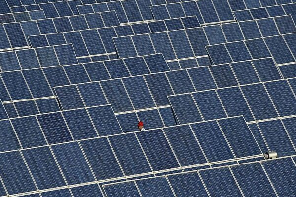 The Ministry of Economy has curbed construction of large photovoltaic power stations.