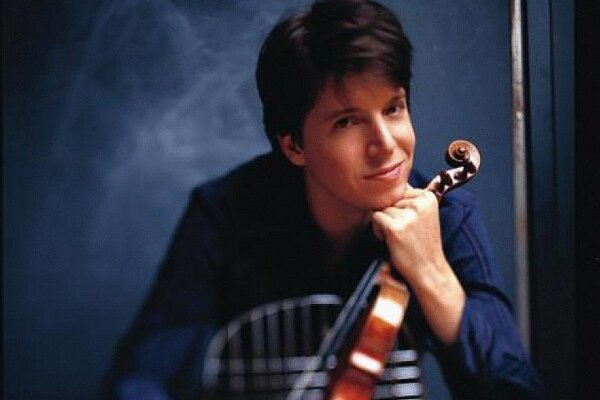 Joshua Bell will play at the BHS.