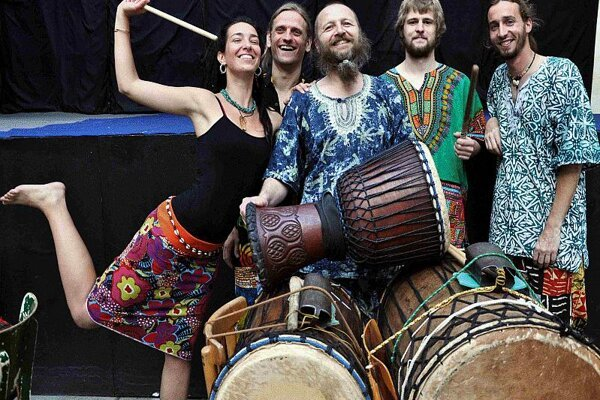 Tubabu, Czech percussionists.