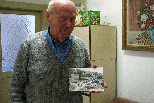 Milan Kaliský remembers the tragedy of Kalište.