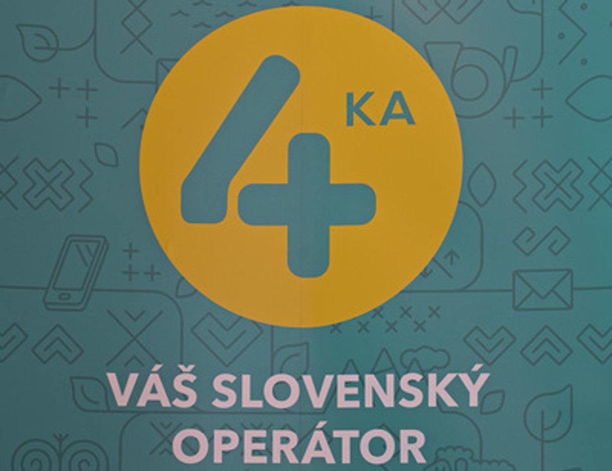 342d7144e Slovak Post (Slovenská Pošta) launched the newest mobile operator called  Štvorka or 4ka (number four in English).(Source: TASR)