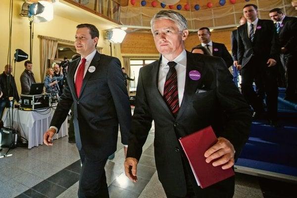 Will Lipšic and Kollár walk side by side fromnowon?