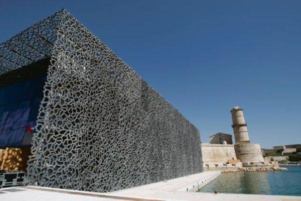 Mediterranean Civilisations Museum, Marseilles.