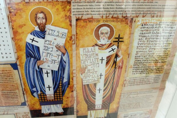 Slovakia celebrates the 1150th anniversary of the arrival of Ss Cyril and Methodius