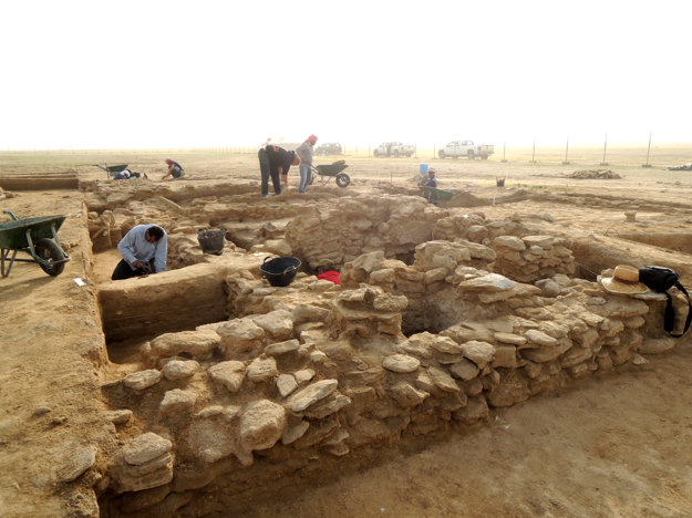 Slovak archaeologists in Kuwait discovered ancient air conditioning