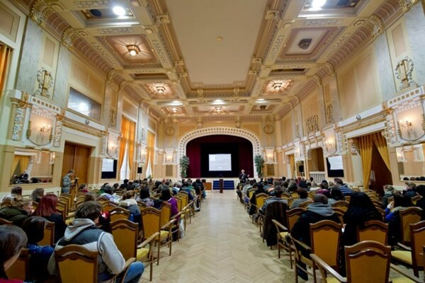 Moyzes Hall of the Philosophical Faculty