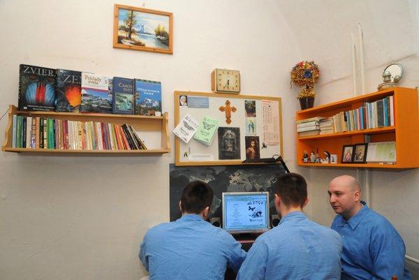 Inmates of the Ilava prison publish a newspaper.