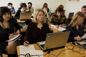 Many employees find courses personally beneficial.