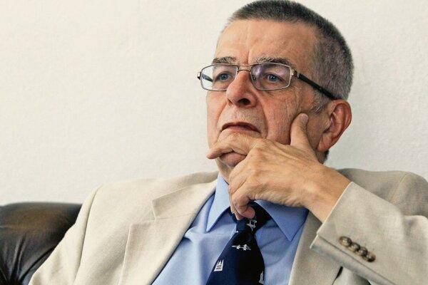 Former government proxy for national minorities Lázsló Nagy