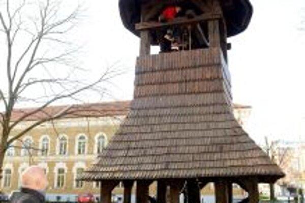 Belfry in Košice