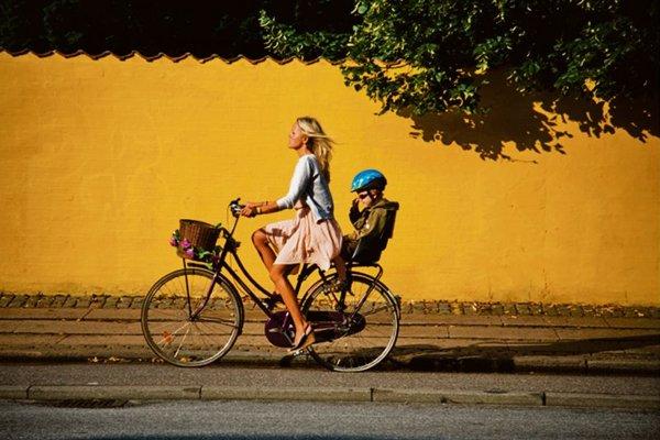 Danish bicycle exhibition