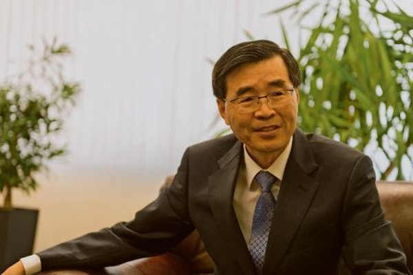 Korean Ambassador Sang-hoon Park.
