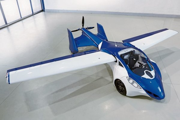 AeroMobil prepares for launch on the market.