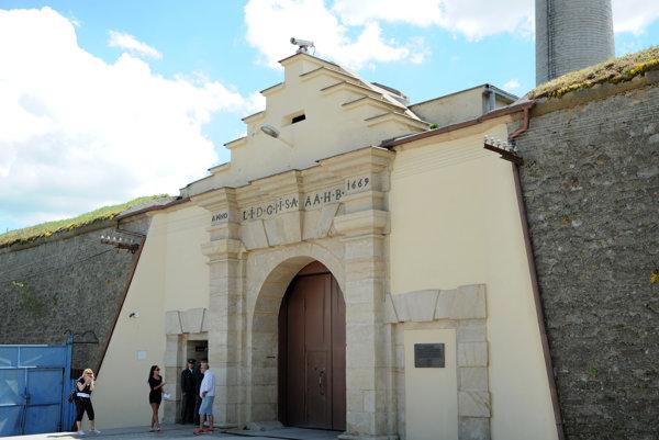The prison in Leopoldov