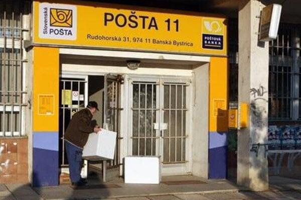 Slovenská Pošta may become close Swan Mobile partner.