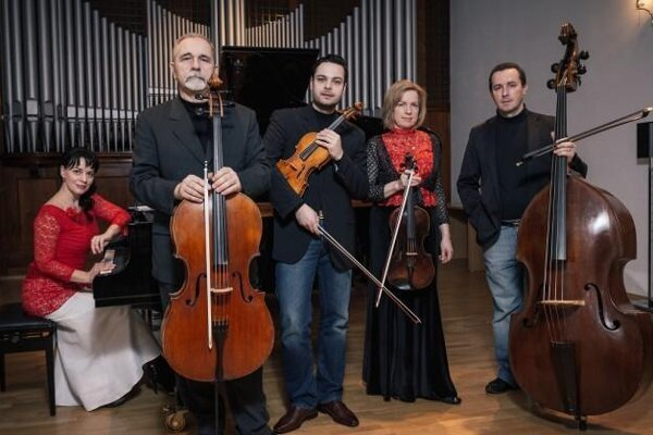 Collegium Wartberg will play within Bratislava Goes Classical series.