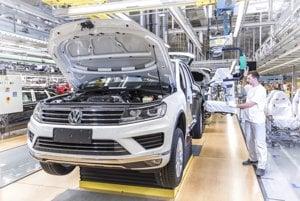Volkswagen Slovakia plant