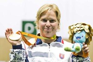 Varonika Vadovičová in Rio