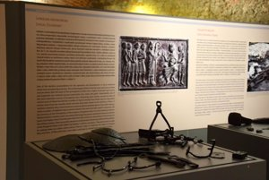 The Legacy of Charlemagne, exhibits