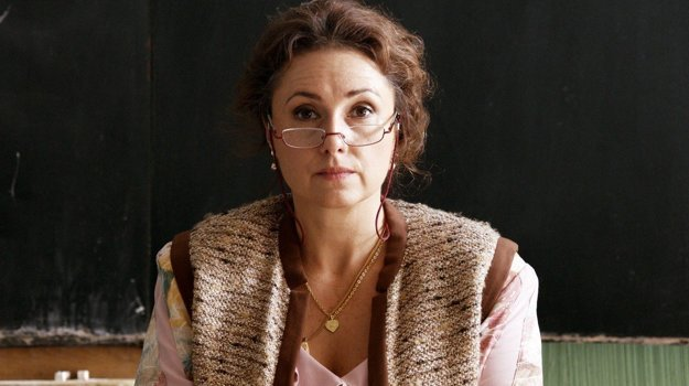 Zuzana Mauréry as The Teacher
