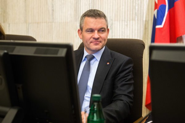 Vice-premier for Investments and Informatisation Peter Pellegrini