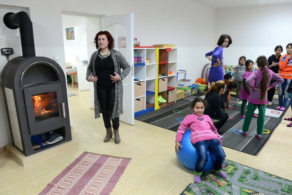 ETP Slovensko has launched several projects to help Roma communities.