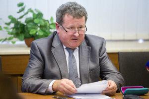 Jozef Holjenčík of ÚRSO